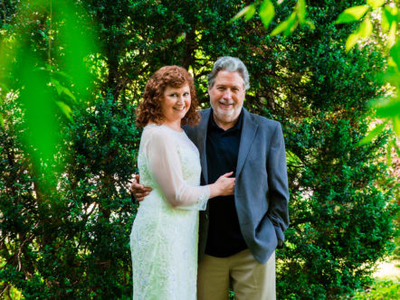 Eloping in Winchester VA from WV - Charles and Karen