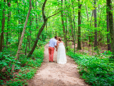 Married on a Mountain in Virginia - Jason and Valerie