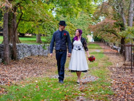 Getting Married in a Small Elopement with Guests in Virginia