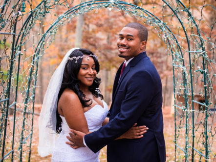 An Intimate Private Elopement Wedding in Winchester, VA