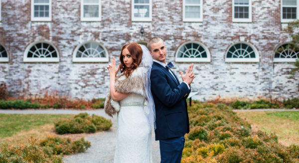 Eloping with a Very Small Family Wedding in Virginia