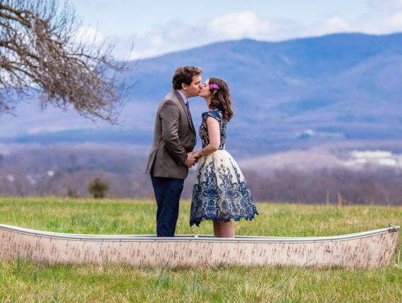 Elope and Get Married on Family Property in Virginia