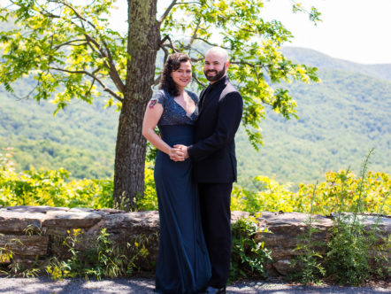 Elope with a Mountain View in Shenandoah National Park